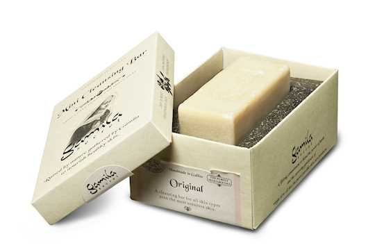 gamila secret original mini soap