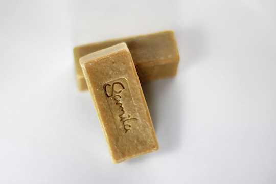 mini soap wild rose